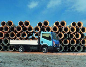 С сентября в России будет официально реализовываться легкий коммерческий транспорт марки Nissan.