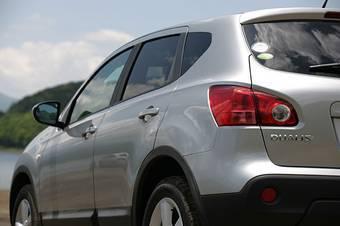 На кроссоверах Nissan Dualis обнаружен дефект — неисправные дверные ручки.
