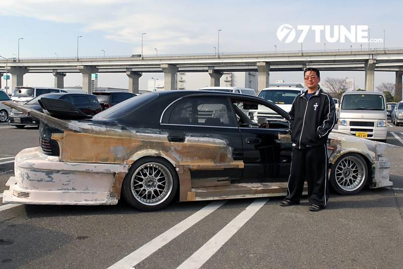 Аукционы тюнингованных авто в японии жесткое отношение в семье