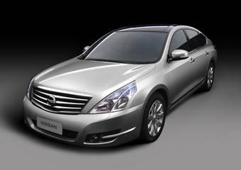 Nissan Teana нового поколения.