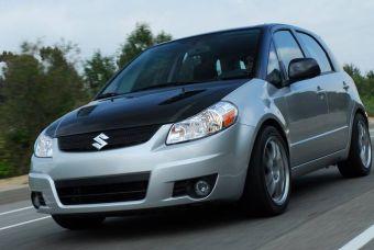 Полноприводный спортивный автомобиль Suzuki SX4t будет конкурировать на рынке США с такими моделями, как Subaru Impreza WRX и Mitsubishi Lancer Ralliart.