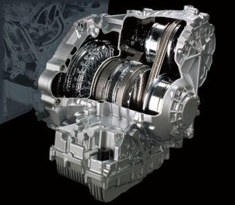 Nissan Motor в 2007 финансовом году продал более миллиона автомобилей, оборудованных вариатором.