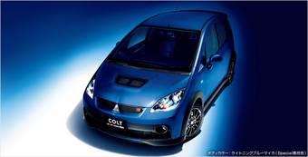 Mitsubishi Colt Ralliart Version R Special будет выпущен в количестве 300 экземпляров.