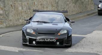 Lexus LF-A будет участвовать в соревнованиях на трассе Нюрбургринг.
