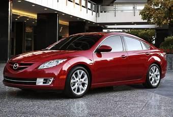 Американская Mazda6 будет предлагаться жителям США только в кузове седан.