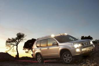 В апреле 2008 года жители России активно покупали внедорожник Nissan X-Trail.