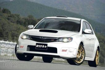 Subaru Impreza WRX STI Spec C и Mitsubishi Lancer Evolution X MR скоро поступят в продажу.