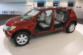 Nissan EA2 продемонстрирует технические новинки концерна Nissan.