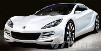 Японский журнал «Best Car» опбуликовал некоторые данные о новом роторном спорт-каре Mazda.