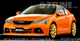 Subaru проектирует собственный заднеприводный спорт-кар.