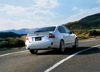 В июне в Японии начнутся продажи автомобилей серии Subaru Legacy STI.