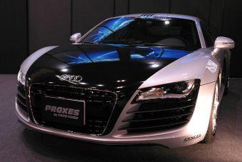 В Токио состоялось ежегодное Автошоу Импортых Автомобилей и Тюнинга (SIS – Special Import-car Show).