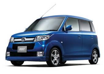 У японцев есть возможность приобрести микро-спорт-кар Honda Zest Sports G Dynamic Special.