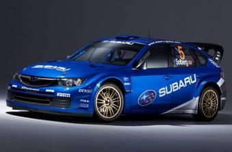 В конце мая новый болид Subaru Impreza WRC 2008 впервые примет участие в мировом чемпионате по ралли.