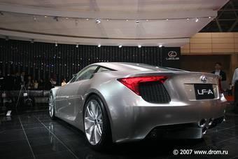 Lexus LF-A в кузове купе будет стоить около $225 000.