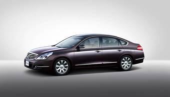 Nissan Teana с июня станет доступна россиянам.