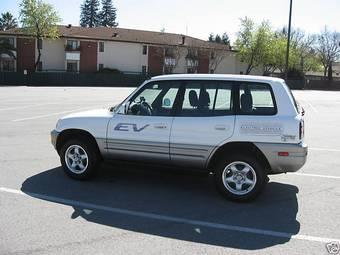 Электромобиль Toyota RAV4 был продан на аукционе eBay за $89 200.