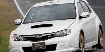 Журналисты издания CarTop считают, что эта модификация автомобиля Subaru Impreza WRX STI является образцом новой комлектации Spec C.