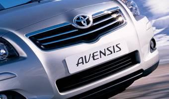 В следующем году Россию ждет несколько новых моделей марки Toyota, первой из которых станет Avensis.