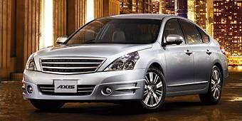 Одно из главных отличий японской версии Nissan Teana от российской — наличие тюнингованных комплектаций AXIS.