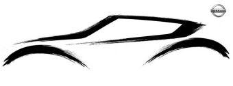 С точки зрения компании Nissan, эти черные линии представляют из себя изображение нового поколения Nissan Micra.