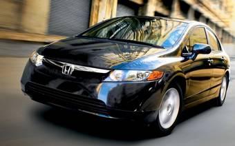 Honda Civic стал самой продаваемой моделью в США по результатам мая 2008 года.