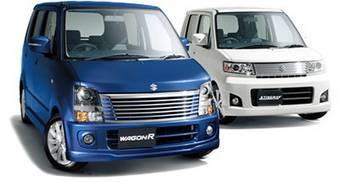 В этом месяце количество проданных на территории Японии автомобилей Suzuki Wagon R перевалит за отметку в 3 000 000.