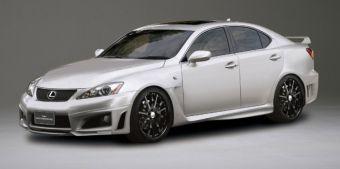 Wald Lexus IS F.