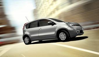 В Англии выйдет Nissan Note с более мощным дизельным двигателем.