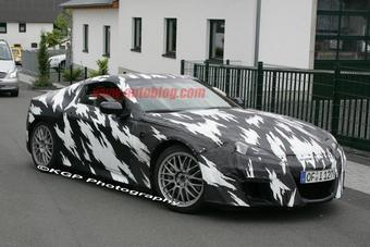 Прототип Acura NSX прошел Нюрбургринг за 7 минут 39 секунд.