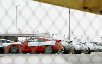 Первые фотографии американских версий Nissan GT-R были сделаны фотографом издания «InsideLine».