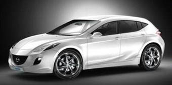 В Интернете началась «кампания» по продвижению новой Mazda. Которой именно? Пока непонятно. Смотрите сами.