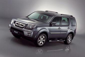Самая недорогая комплектация внедорожника Honda Pilot обойдется российскому покупателю в 1 400 000 рублей.