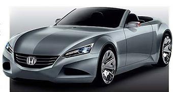 Новое поколение Honda S2000 с точки зрения японцев будет выглядеть примерно вот так.