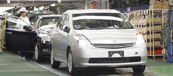 Производство Prius будет проходить в США для удовлетворения местного спроса.