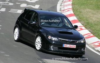 Subaru готовит к производству Impreza WRX STI в комплектации spec С.