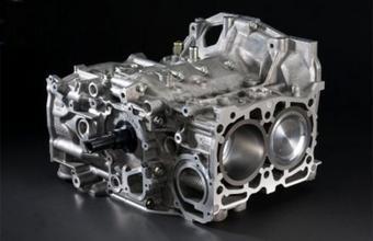 JUN подготовила к продажам модифицированные блоки цилиндров для горизонтально-оппозитных моторов Subaru объемом 2 и 2,5 литра.