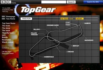 TOP GEAR на Nissan GT-R проехал по своей трассе, результат заезда оказался сопоставим с лучшими супер-карами планеты.