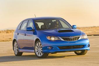 Американская Subaru Impreza WRX в следующем модельном году станет на 42 л.с. мощнее.