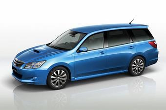 За первый месяц продаж нового универсала Subaru Exiga более четырех с половиной тысяч японцев выбрали для себя этот автомобиль.