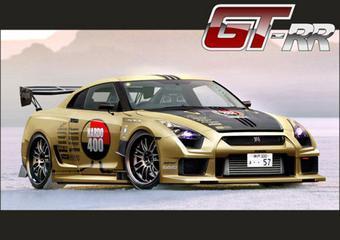 В США открылся интренет-магазин для тех, кого не устраивает стоковый вариант супер-кара Nissan GT-R.