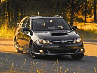 Subaru на автосалоне в Москве представит седаны Subaru Impreza и Subaru Impreza WRX.