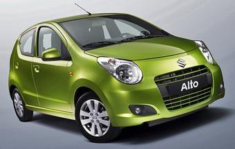 Компания Suzuki покажет в Париже индийский компакт-кар для евроазиатского рыка.