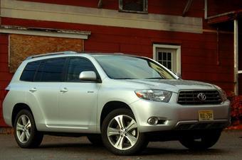 Toyota Highlander будет производиться только в США с осени следующего года.