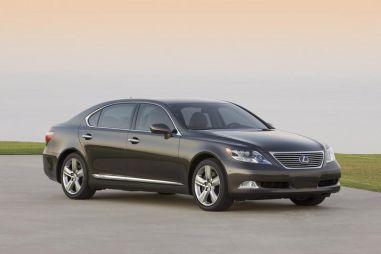 Lexus представил особые модификации моделей LS 600h L и SC 430