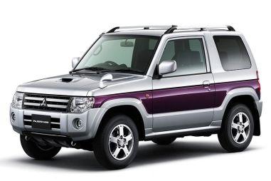 Mitsubishi представила рестайлинговую версию внедорожника Pajero Mini
