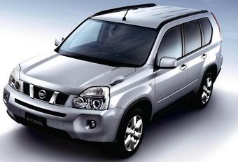 В Японии началось производство дизельного Nissan X-Trail 20GT.