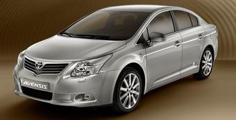 Официальный дебют новой версии Toyota Avensis состоится 2 октября 2008 года на Парижском автосалоне.