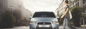 Премьера обновленного Mitsubishi Colt прошла раньше времени.