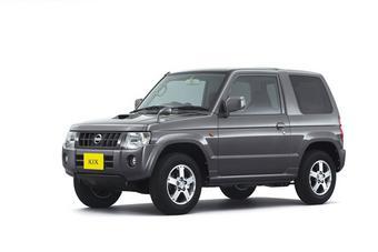 В конце октября в Японии начнутся продажи новой модели Nissan Kix.